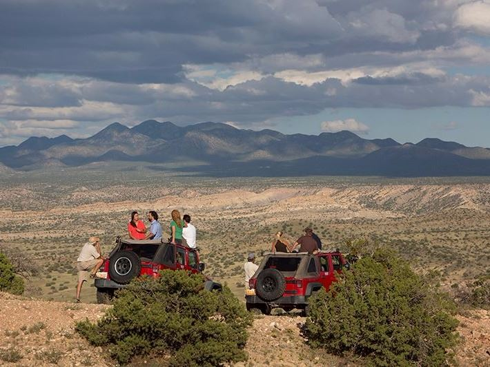 New Mexico Jeep Tours